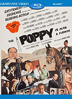 The Poppy Is Also A Flower [Blu-ray]