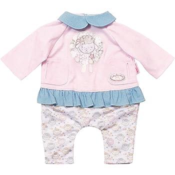 Autentico REGALO NUOVO Zapf Baby Annabell IL MIO GIORNO SPECIALE vestito vestiti Set per bambola