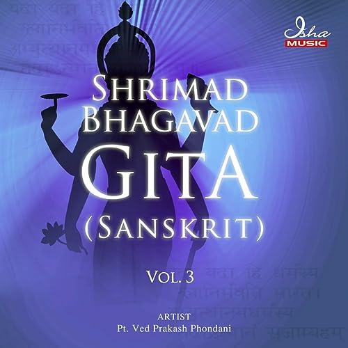 Bhagavad Gita, Pt. 12 (Bhakti Yoga) de Pt. Ved Prakash ...