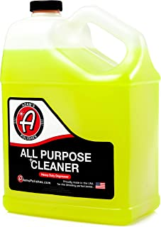 Adam's Heavy Duty All Purpose Cleaner & Degreaser - Powerful, Professional Strength Formula That Easily Cuts Heavy Grease & Tar, Tire Cleaner, Engine Bay Cleaner, and More (1 Gallon)