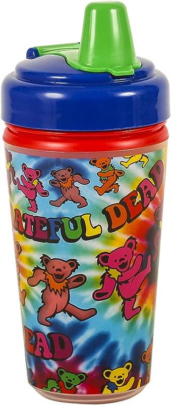 Grateful Dead Tie Dye Dancing Bears Sippy Cup