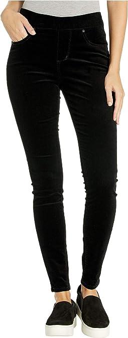 Maya Skinny Pull-On Corduroy Pants