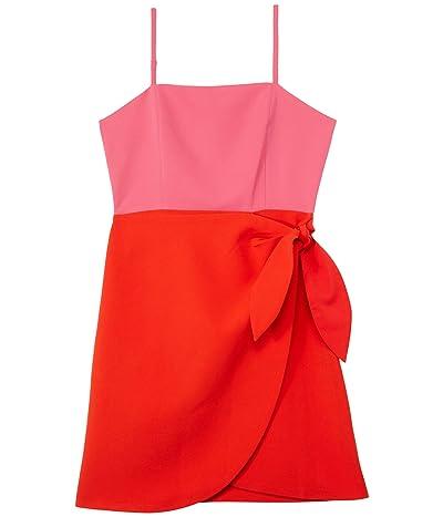 Milly Minis Marissa Cady Combo Dress (Big Kids) Girl