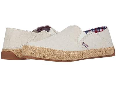 Ben Sherman Prill Heel Slip (Natural Cotton) Men