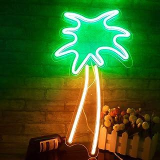 Neonowe oświetlenie LED, dekoracja ścienna do pokoju, pokoju dziecięcego, sypialni, na urodziny, imprezę, do baru, 45 x 18...
