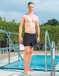 Suprima Inkontinenz Schwimmshorts Badehose für Herren 6