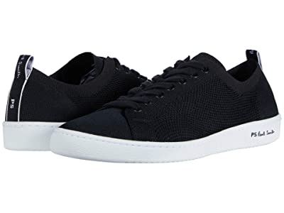 Paul Smith PS Miyata Sneaker (Black Knit) Men