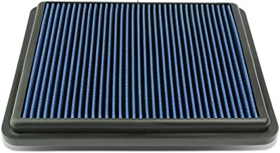 DNA Motoring AFPN-068-BL Drop In Panel Air Filter [For 11-15 Sonata/Optima]