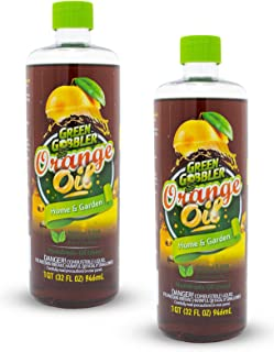 Cold Pressed Orange Oil Concentrate - 2 Pack
