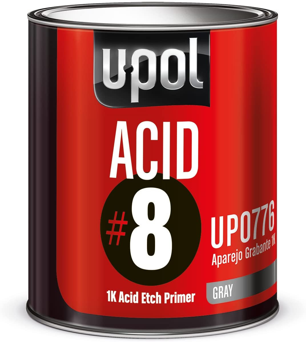 U-Pol Products Max 56% OFF A surprise price is realized ACID#8 Etch - Primer 1 Liter