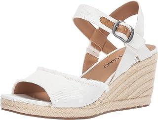 Lucky Brand Womens Mindra Espadrille Wedge Sandal