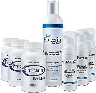 Procerin 3 Month Combo: Tablets/XT Foam PLUS 1 Procerin Shampoo