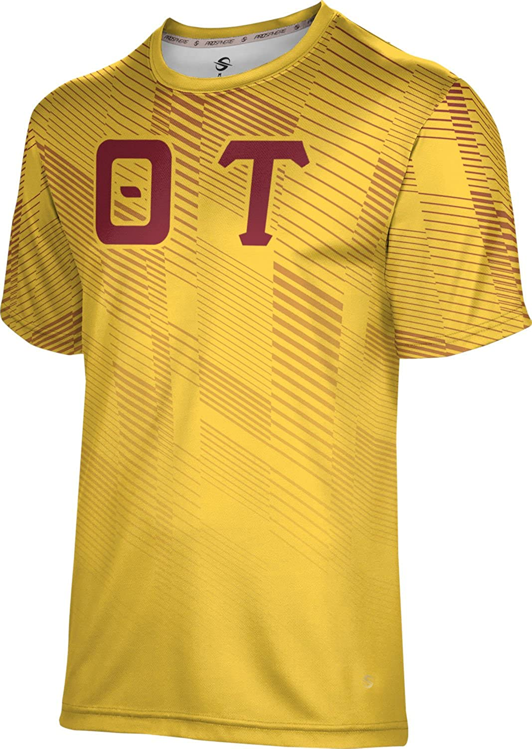 ProSphere Today's only Discount mail order Theta Tau Men's Performance Bold X 2DC52C2B T-Shirt