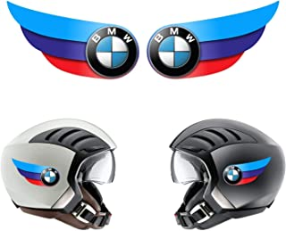 Kit stickers adesivi per casco compatibili BMW Motorsport, R1200 R1250