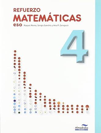 Matemáticas, refuerzo, 4 ESO