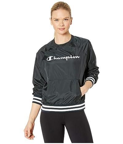 Champion LIFE Ripstop Crew (Black) Women