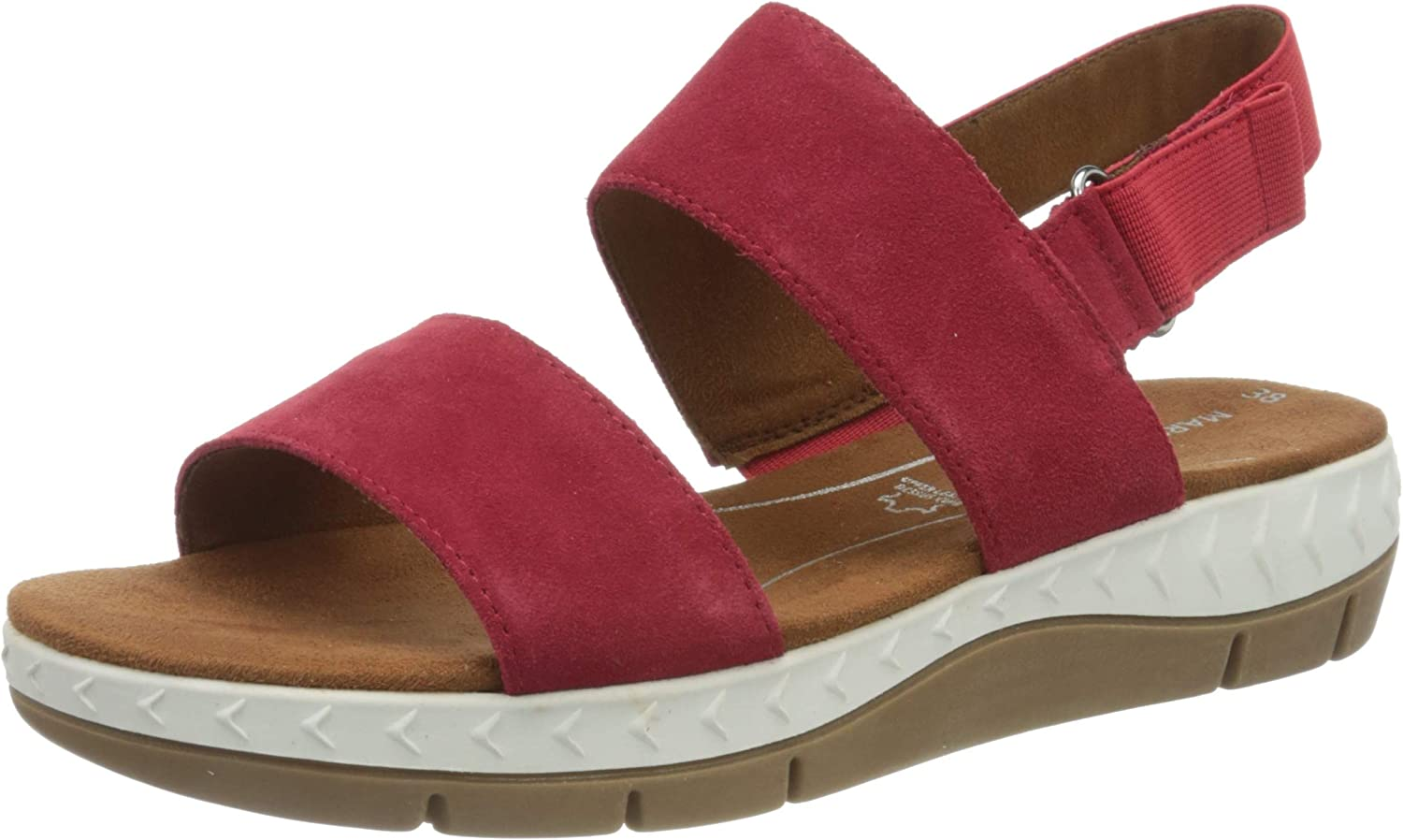 Marco Tozzi Women's Strap Online limited product Ankle Sandals OFFer