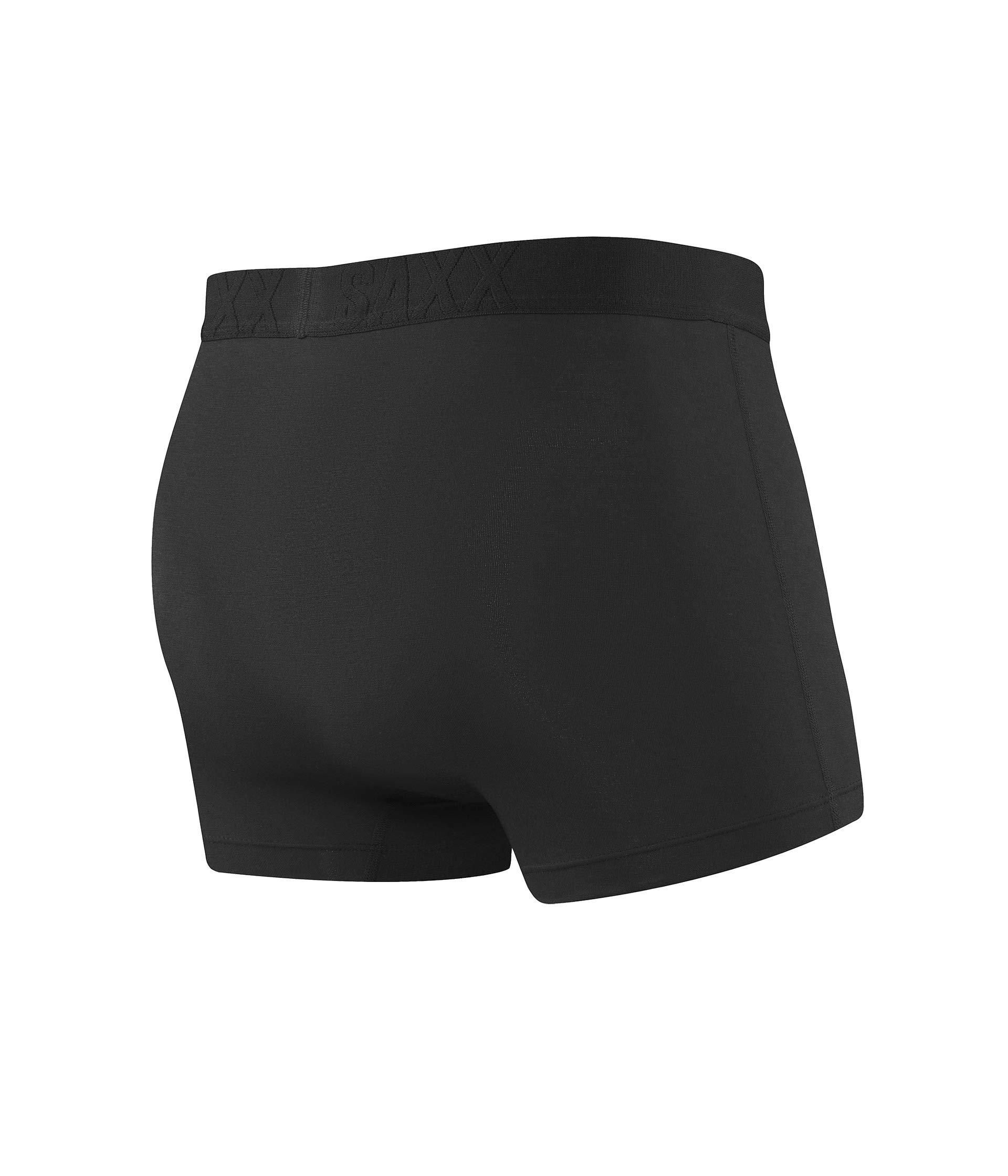 Saxx Saxx Underwear Trunk Black Underwear Undercover gTzTWqn8O