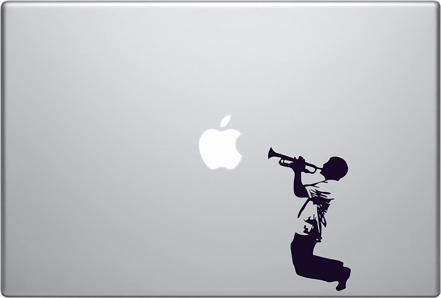 Passion Trumpet Player cheap Silhouette Macbook Iphone Free shipping A Symbol Keypad