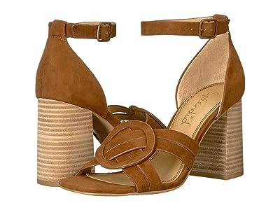 Splendid Tallie (Chestnut Suede) High Heels