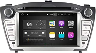 7 Inch TouchscreenAndroid 7.1 OS Car Radio Compatible with Hyundai Tucson/IX35(2009-2014), DVD Player Bluetooth DAB+ Radio...