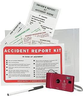 JJ Keller Accident Report Kit, Audit/Inves/Records - 36051