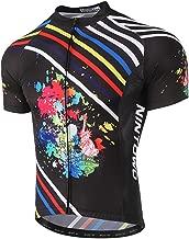 TeyxoCo 2018 Men Popular Worldwide Cycling Jersey Short Sleeve Padded Jersey Set