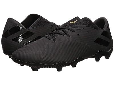 adidas Nemeziz 19.2 FG (Core Black/Core Black/Utility Black) Men