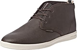 Jack & Jones Alain Sneaker For Men Dark Brown Size 42 EU