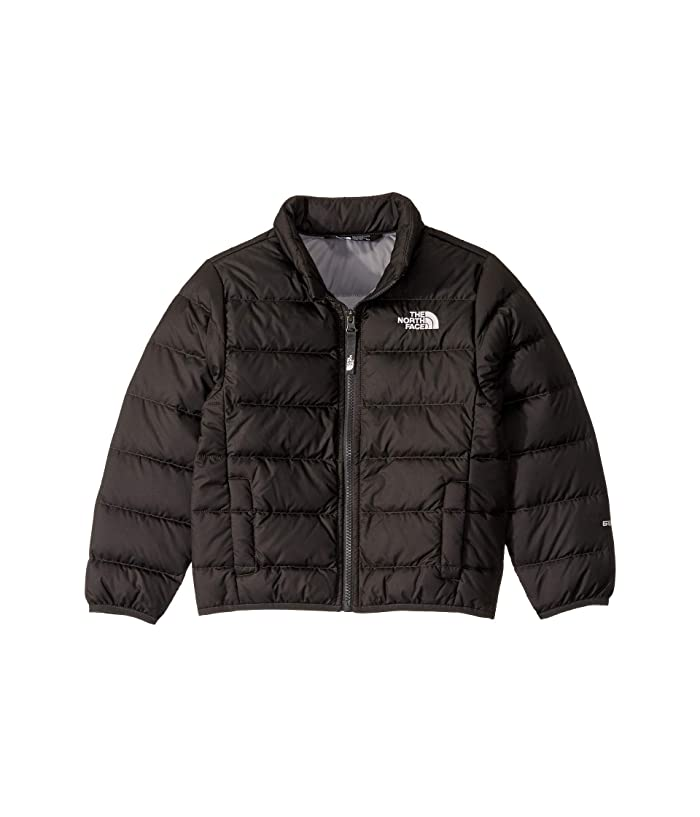 Andes Jacket (Little Kids/Big Kids) Asphalt Grey