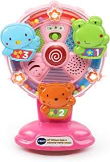 vtech lil critters spin