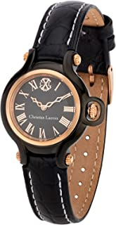 Christian Lacroix Dress Watch For Women Analog Leather - C Clw8006904Sm