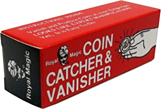 coin catcher and vanisher magic trick
