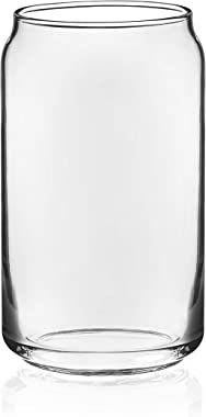 Libbey Classic Can Tumbler Vaso, Juego de 4
