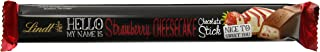 Lindt HELLO Chocolate Stick, Strawberry Cheesecake, 1.4 Ounce (Pack of 24)