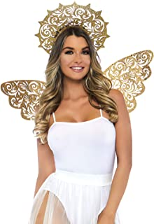 Women's 2 PC Dark Angel Accessories