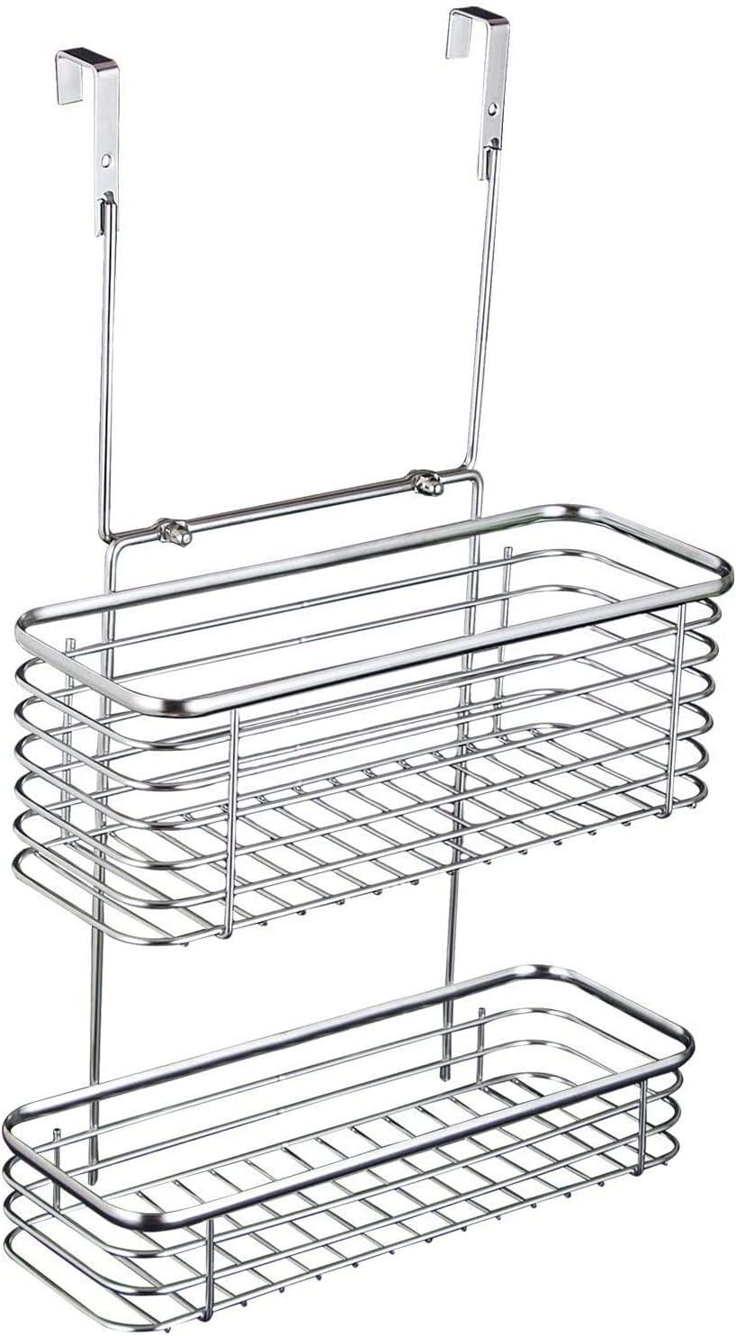 LCUY Bathroom Selling Shelf Shower 4 years warranty for Hanging 2 Stainles Pieces