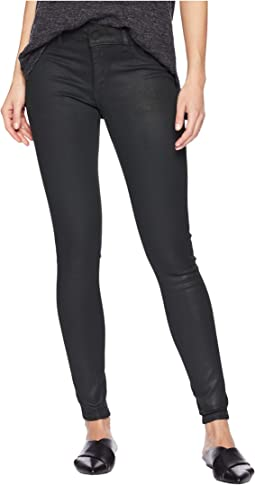 Emma Low Rise Skinny in Ivy