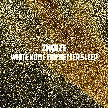 white noise for better sleep