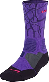 Nike Men's Hyper Elite Cushioned Crew Socks