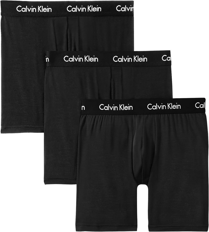Calvin Klein Men's Max 79% OFF Body Boxer Fort Worth Mall Briefs Modal