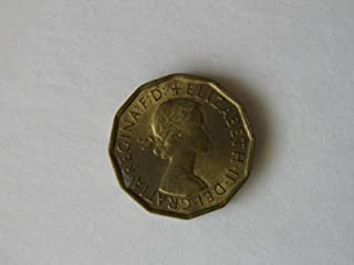 1967 three pence