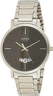 Casio Analog Black Dial Men's Watch-MTP-B100D-1EVDF