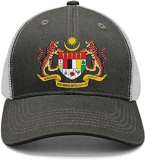 Adult Baseball Cap Japanese National Emblem Adjustable Sandwich Mesh Cap Hats