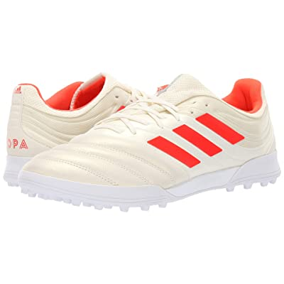 adidas Copa 19.3 TF (Off-White/Solar Red/Footwear White) Men