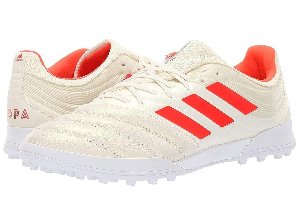 adidas Copa 19.3 TF (Off-White/Solar Red/Footwear White) Men