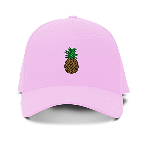 Speedy Pros Pineapple Graphic Printed Adjustable Hat Baseball Cap Baseball Cap
