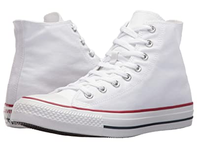 Converse Chuck Taylor(r) All Star(r) Core Hi (Optical White) Classic Shoes