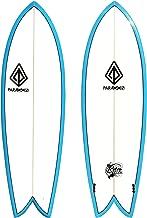 retro fish surfboard