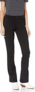 Celebrity Pink Jeans Women's Power Ponte Mid Rise Boot Cut